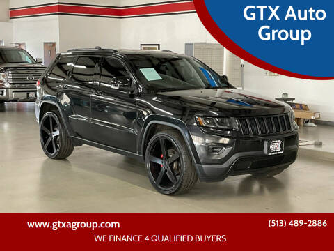 2014 Jeep Grand Cherokee for sale at UNCARRO in West Chester OH