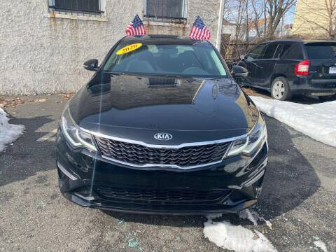 2020 Kia Optima for sale at Buy Here Pay Here Auto Sales in Newark NJ