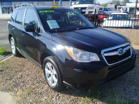 2015 Subaru Forester for sale at 1ST AUTO & MARINE in Apache Junction AZ