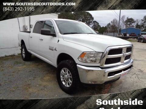 2016 RAM Ram Pickup 2500 for sale at Southside Outdoors in Turbeville SC