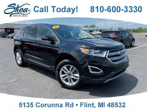2017 Ford Edge for sale at Jamie Sells Cars 810 - Linden Location in Flint MI