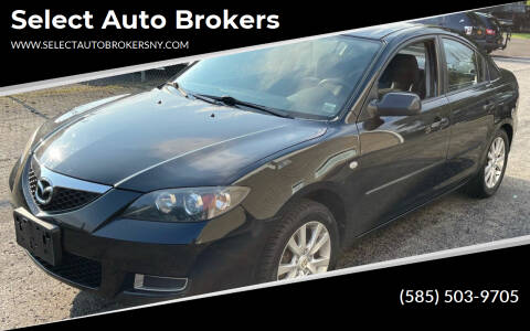 2008 Mazda MAZDA3 for sale at Select Auto Brokers in Webster NY