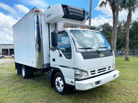2007 GMC W4500 for sale at Scruggs Motor Company LLC in Palatka FL