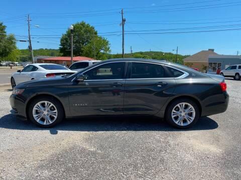 2014 Chevrolet Impala for sale at VAUGHN'S USED CARS in Guin AL