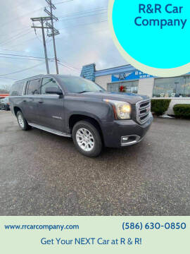 2015 GMC Yukon XL for sale at R&R Car Company in Mount Clemens MI