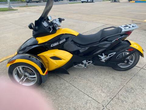 2009 Can-Am Spyder for sale at E-Z Pay Used Cars in McAlester OK