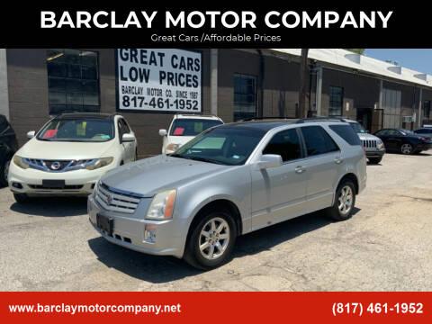 2009 Cadillac SRX for sale at BARCLAY MOTOR COMPANY in Arlington TX