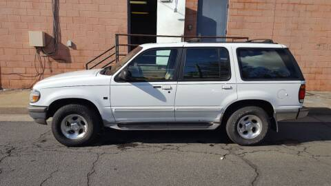 1996 Ford Explorer for sale at Economy Auto Sales in Dumfries VA