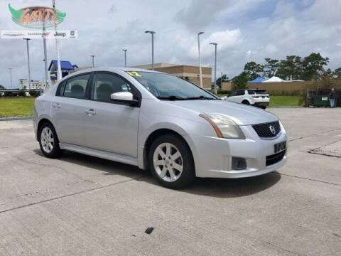 2012 Nissan Sentra for sale at GATOR'S IMPORT SUPERSTORE in Melbourne FL