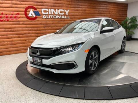 2020 Honda Civic for sale at Dixie Motors in Fairfield OH