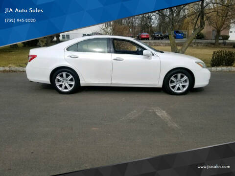 2008 Lexus ES 350 for sale at JIA Auto Sales in Port Monmouth NJ