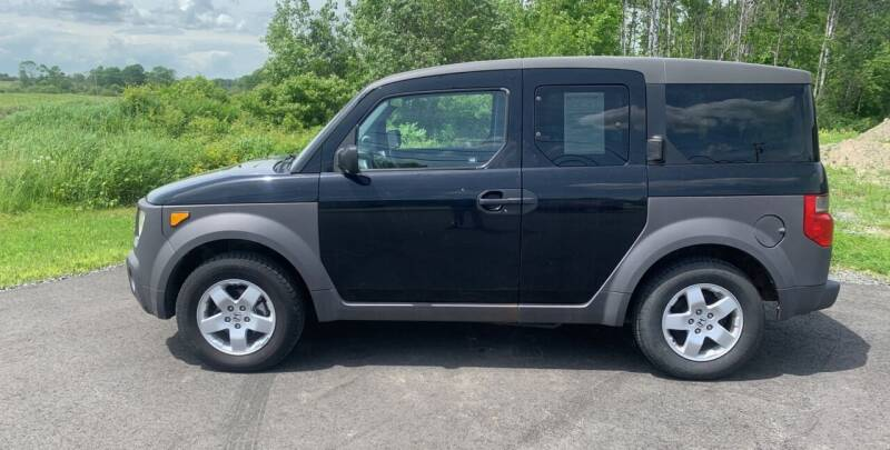 2003 Honda Element for sale at eurO-K in Benton ME