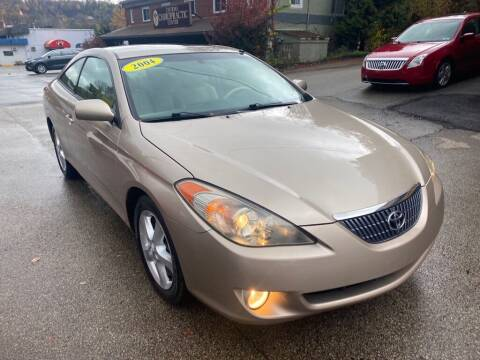 2004 Toyota Camry Solara for sale at Worldwide Auto Group LLC in Monroeville PA