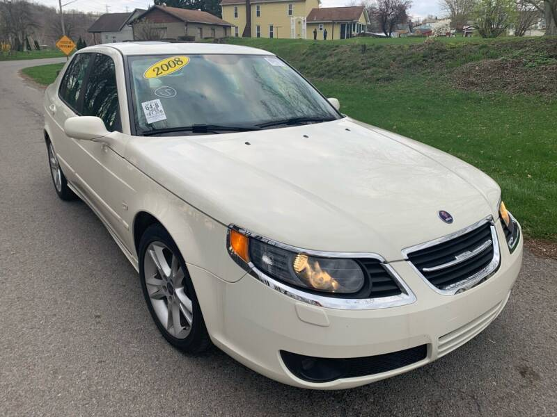 2008 Saab 9-5 for sale at Trocci's Auto Sales in West Pittsburg PA