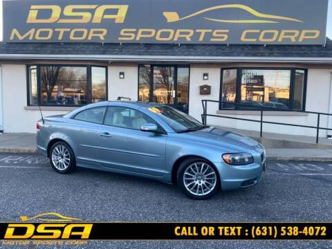 2009 Volvo C70 for sale at DSA Motor Sports Corp in Commack NY
