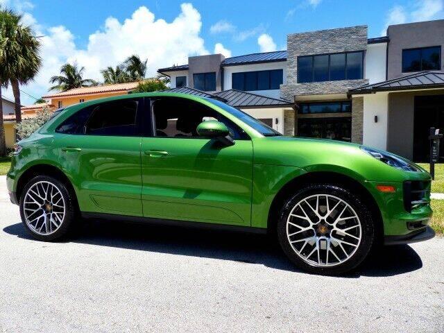 2019 Porsche Macan for sale at Lifetime Automotive Group in Pompano Beach FL