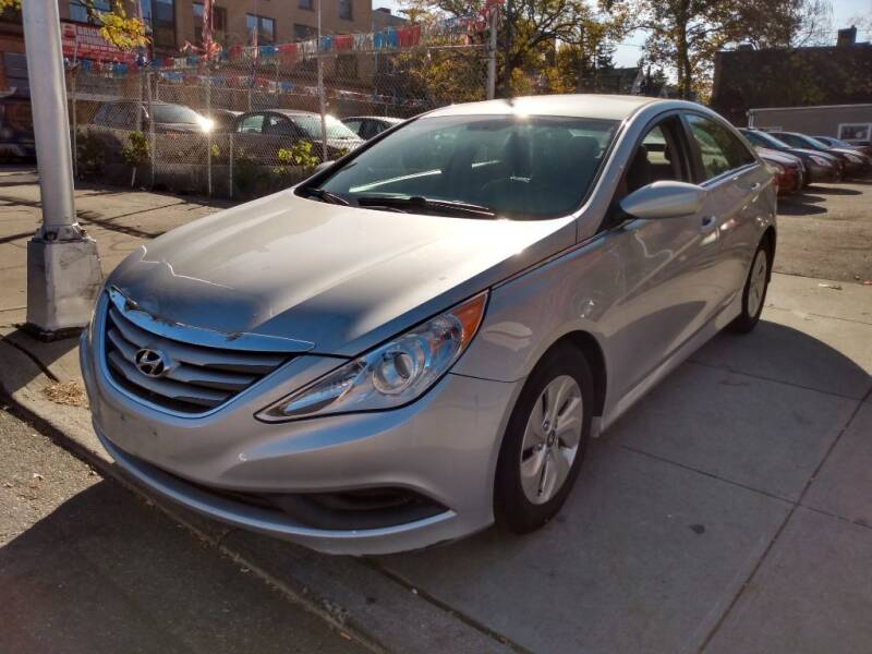 2014 Hyundai Sonata for sale at Brick City Affordable Cars in Newark NJ