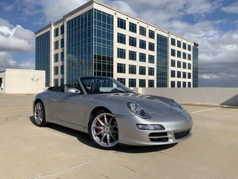 2007 Porsche 911 for sale at SIGNATURE Sales & Consignment in Austin TX