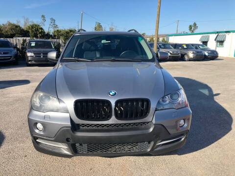2008 BMW X5 for sale at Jamrock Auto Sales of Panama City in Panama City FL
