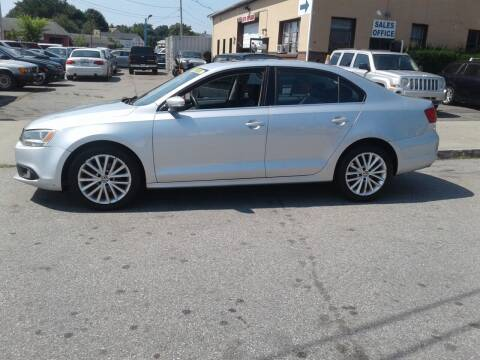 2011 Volkswagen Jetta for sale at Nelsons Auto Specialists in New Bedford MA