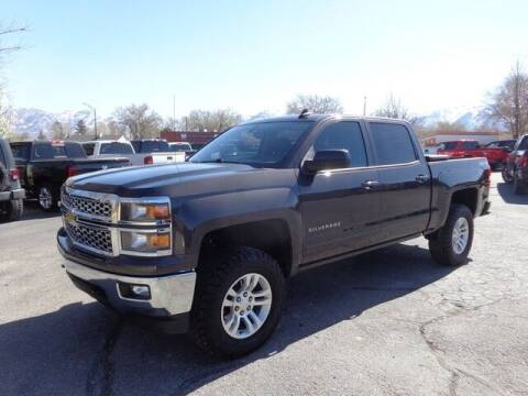 2015 Chevrolet Silverado 1500 for sale at State Street Truck Stop in Sandy UT
