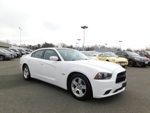 2014 Dodge Charger for sale at Radley Cadillac in Fredericksburg VA