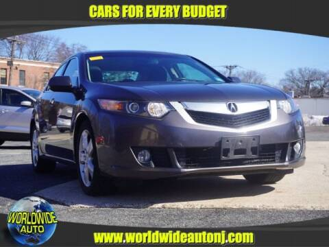 2010 Acura TSX for sale at Worldwide Auto in Hamilton NJ