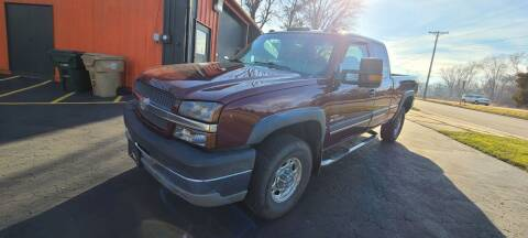 2003 Chevrolet Silverado 2500HD for sale at Steve's Auto Sales in Madison WI