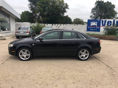 2007 Audi A4 for sale at Velp Avenue Motors LLC in Green Bay WI