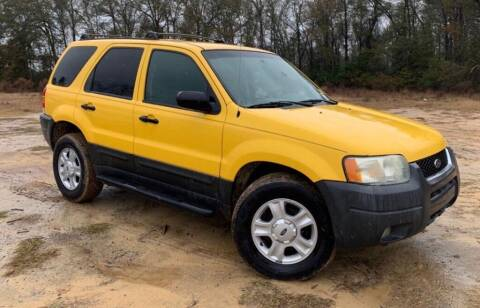 2003 Ford Escape for sale at Cobalt Cars in Atlanta GA