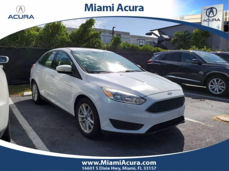 2017 Ford Focus for sale at MIAMI ACURA in Miami FL