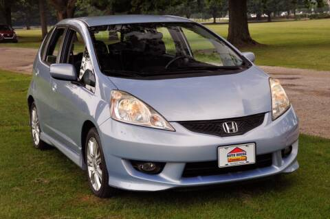 2010 Honda Fit for sale at Auto House Superstore in Terre Haute IN