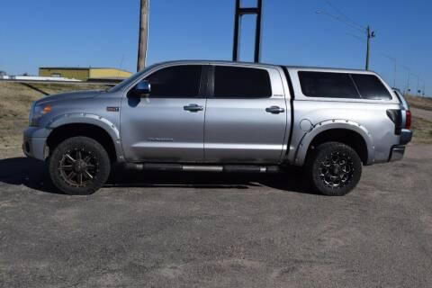 2008 Toyota Tundra for sale at Tripe Motor Company in Alma NE