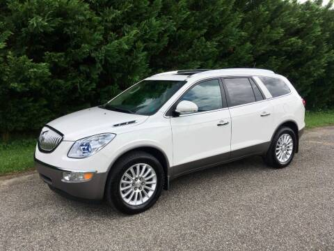 2011 Buick Enclave for sale at 268 Auto Sales in Dobson NC