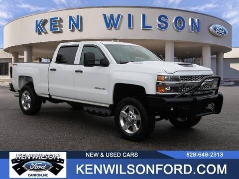 2019 Chevrolet Silverado 2500HD for sale at Ken Wilson Ford in Canton NC