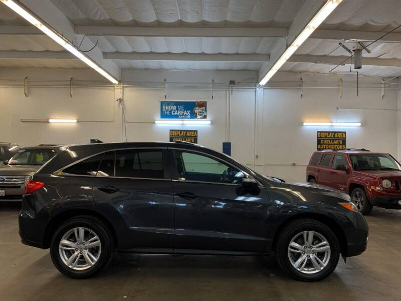 2014 Acura RDX for sale at Cuellars Automotive in Sacramento CA