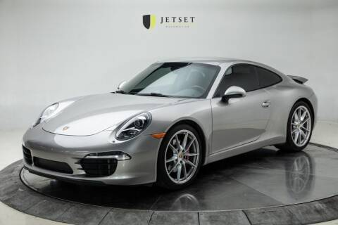 2013 Porsche 911 for sale at Jetset Automotive in Cedar Rapids IA
