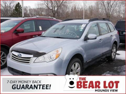 2012 Subaru Outback for sale at Rydell Auto Outlet in Mounds View MN