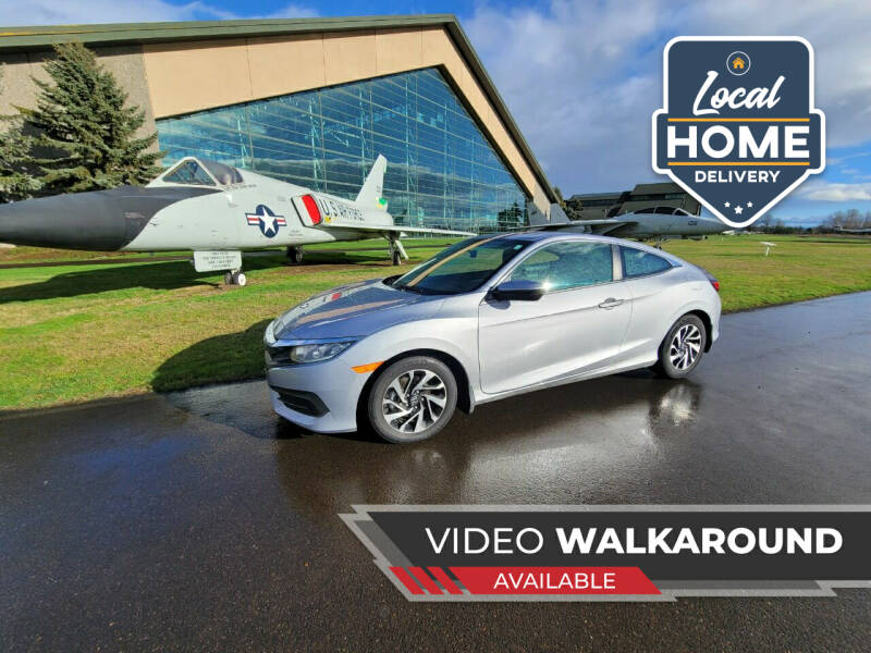 2017 Honda Civic for sale at McMinnville Auto Sales LLC in Mcminnville OR