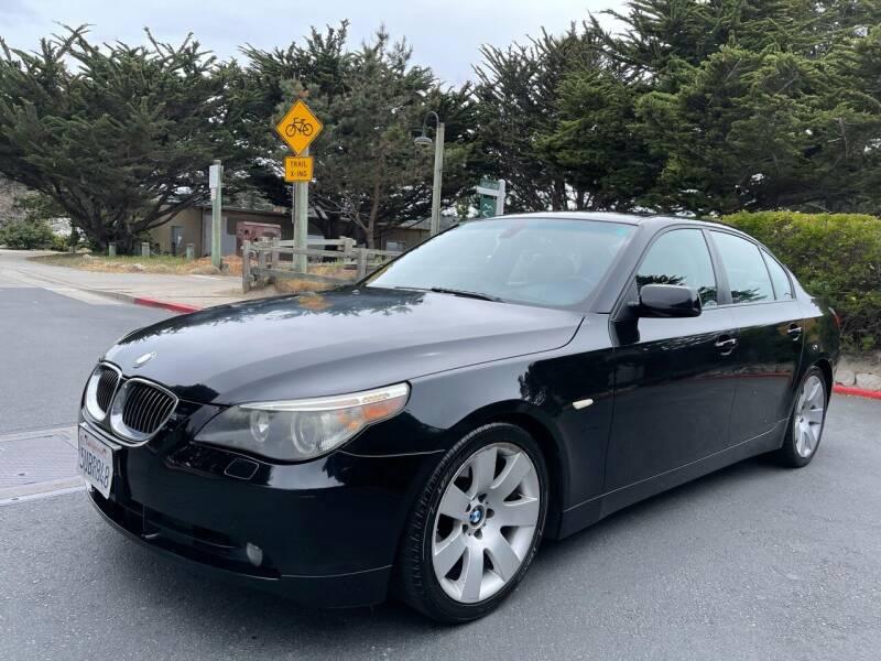 2007 BMW 5 Series for sale at Dodi Auto Sales in Monterey CA