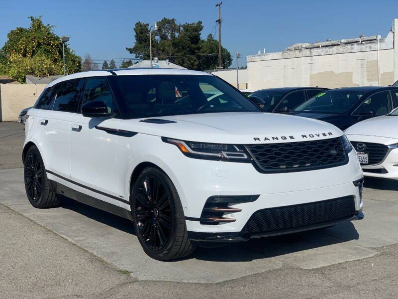 2018 Land Rover Range Rover Velar for sale at H & K Auto Sales & Leasing in San Jose CA