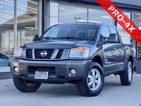 2012 Nissan Titan for sale at Carmel Motors in Indianapolis IN