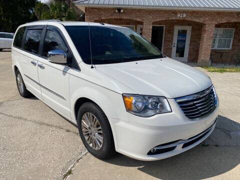 2011 Chrysler Town and Country for sale at MITCHELL AUTO ACQUISITION INC. in Edgewater FL