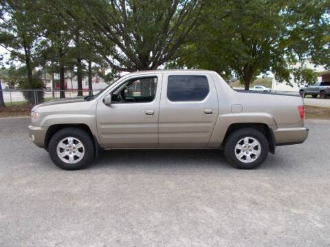 2010 Honda Ridgeline for sale at A & P Automotive in Montgomery AL