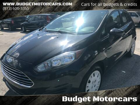 2014 Ford Fiesta for sale at Budget Motorcars in Tampa FL