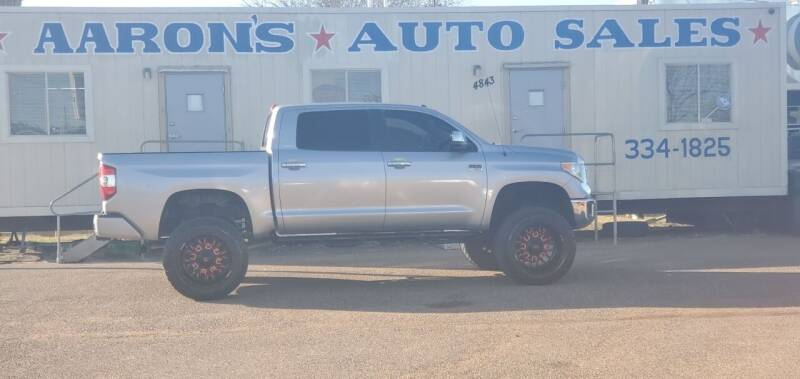 2015 Toyota Tundra for sale at Aaron's Auto Sales in Corpus Christi TX