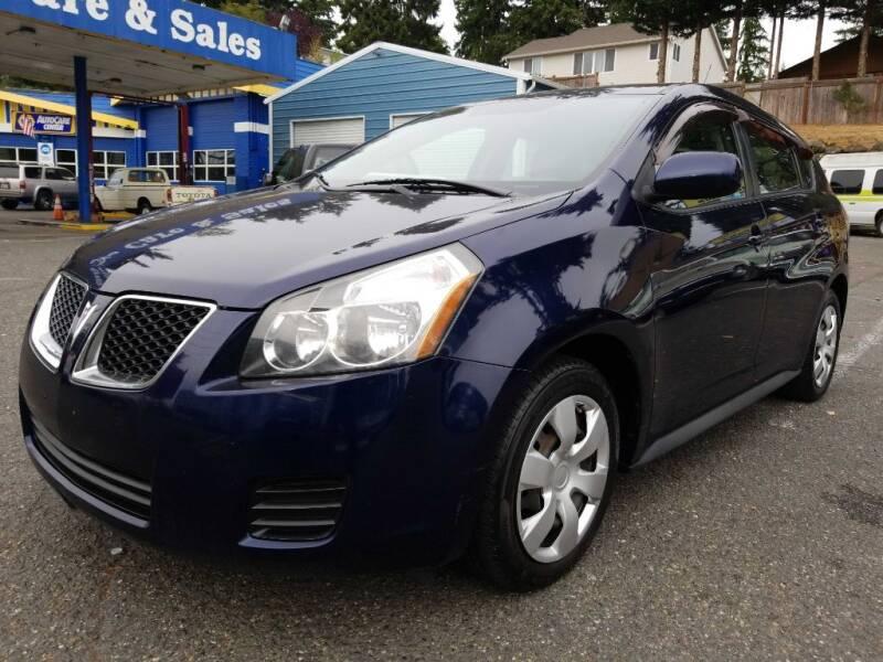 2009 Pontiac Vibe for sale at Shoreline Family Auto Sales in Shoreline WA