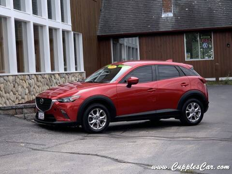 2018 Mazda CX-3 for sale at Cupples Car Company in Belmont NH