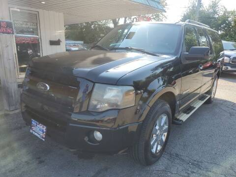 2008 Ford Expedition EL for sale at New Wheels in Glendale Heights IL