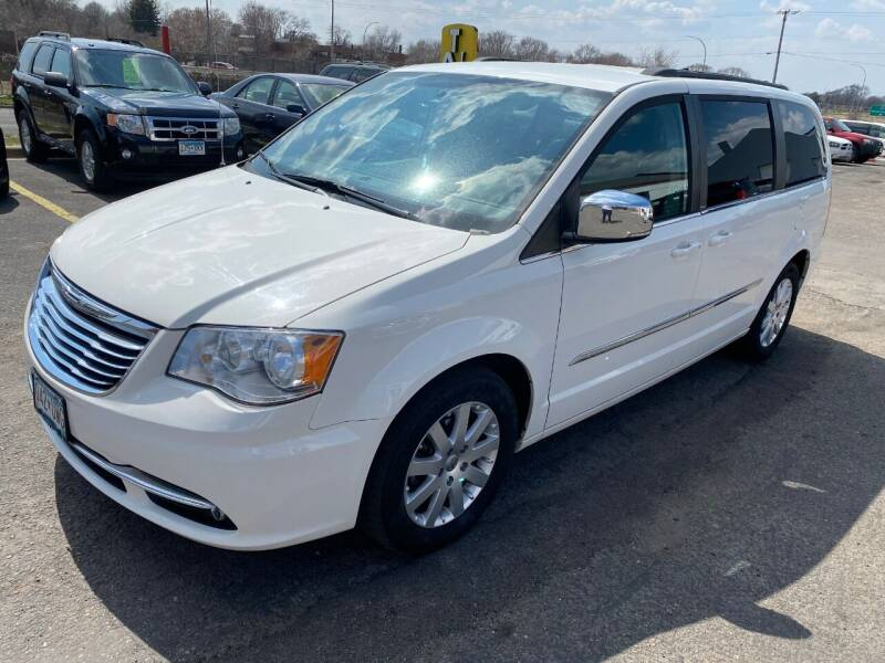 2011 Chrysler Town and Country for sale at Auto Tech Car Sales in Saint Paul MN
